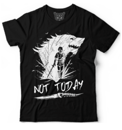 Camiseta Game of thrones Not Today - comprar online