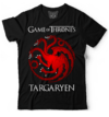 Camiseta Targaryen Game Of Thrones Daenerys