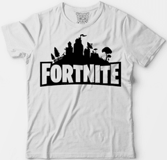 Camiseta Fortnite Battle Royale - comprar online