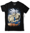 Camiseta Dragon Ball Migatte Goku