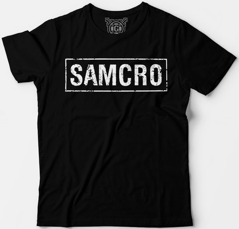 Camiseta Sons of anarchy - Samcro