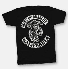 Camiseta Sons of anarchy - Samcro na internet
