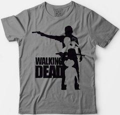 Camiseta the walking dead na internet