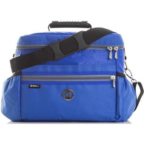 Iron Bag Pop Blue Large
