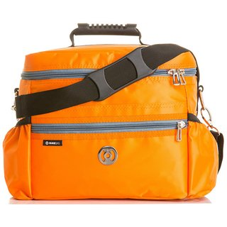 Iron Bag  Pop Orange Large