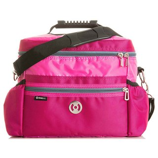 Iron Bag  Pop Pink Large