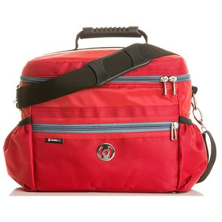 Iron Bag Pop Red Large
