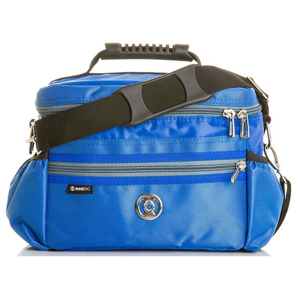 IRON BAG FIT POP AZUL