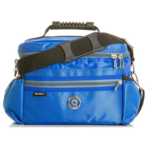 Iron Bag Pop Blue Medium