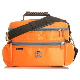 Iron Bag Pop Orange Medium