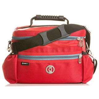 Iron Bag Pop Red Medium