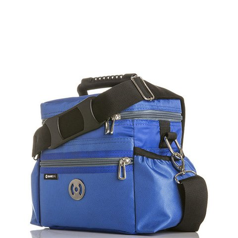 Iron Bag Mini P Pop Azul - comprar online