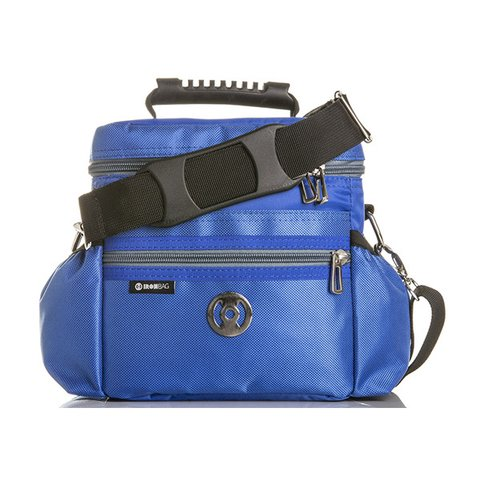 Iron Bag Mini P Pop Azul