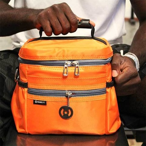 Iron Bag Mini P Pop Laranja - online store