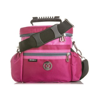 Iron Bag Mini P Pop Rosa