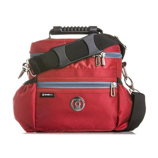 Iron Bag Pop Red Small