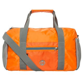 Iron Gym Bag Pop Laranja