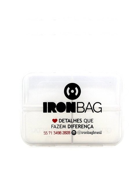 Iron Bag  Premium Blue Oxford M - Iron Bag