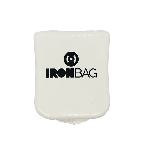 Iron Bag  Premium Black M - comprar online