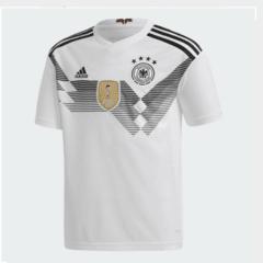 Camisa Seleção Alemanha Home 2018 s n° Torcedor Adidas Masculina - Branco 1dc3e85fbf065