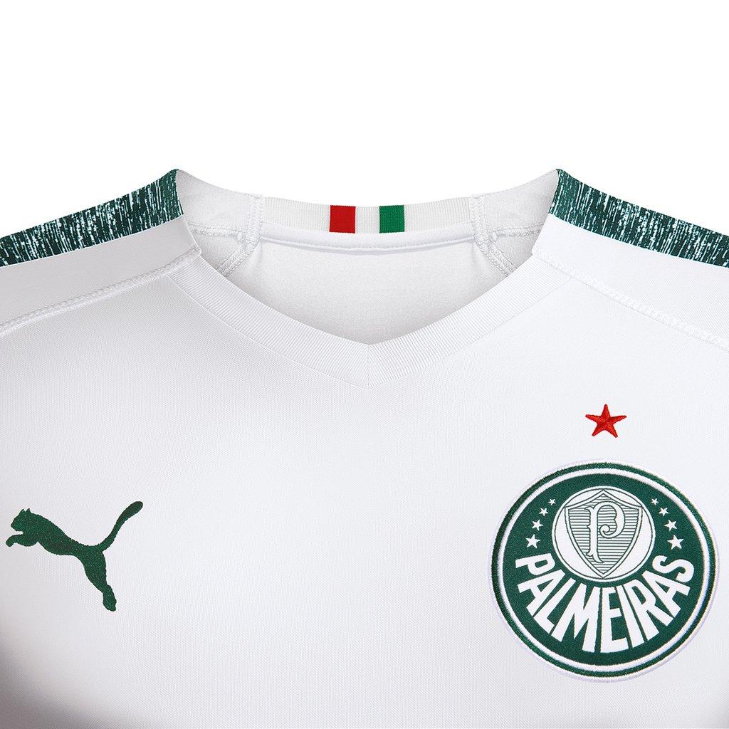 0cd6f500ea32f Camisa Palmeiras Puma II 19 20 - Frete e Personalização Grátis