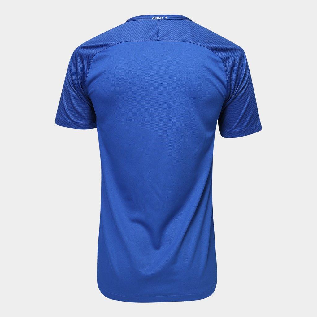 b946db6f4 Camisa Chelsea Home 17 18 S N° - Torcedor Nike Masculina