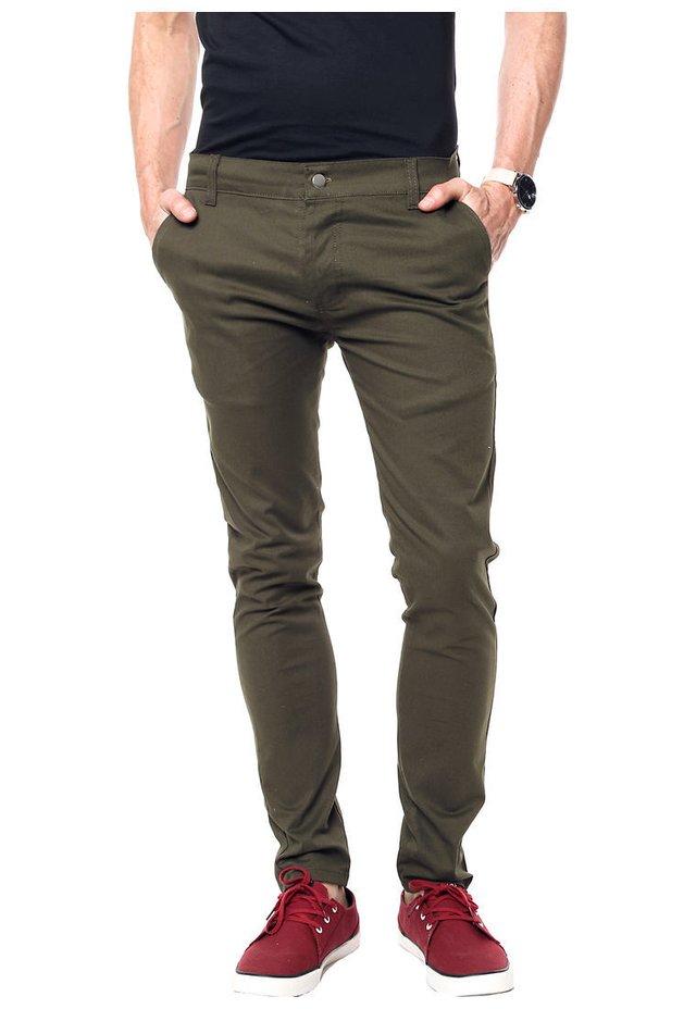 Pantalones Hombre Gabardina Elastizada Filtrado Por Productos Destacados