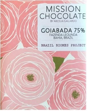 Mission - Chocolate 70% cacau Goiabada - 60g