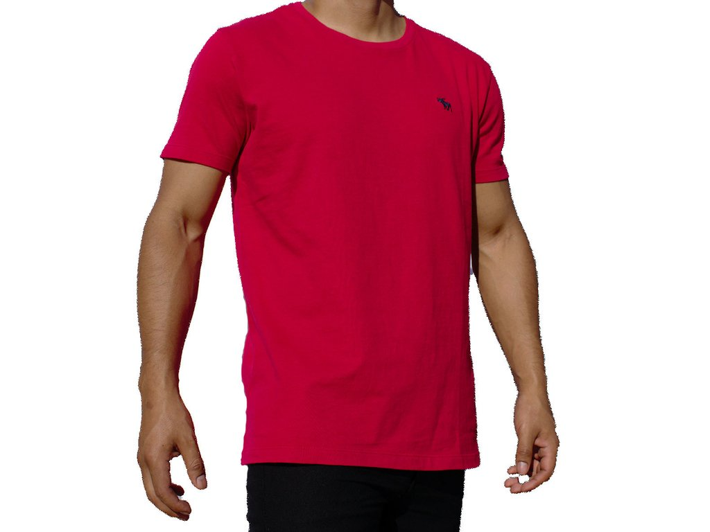 Abercrombie & Fitch Rojo