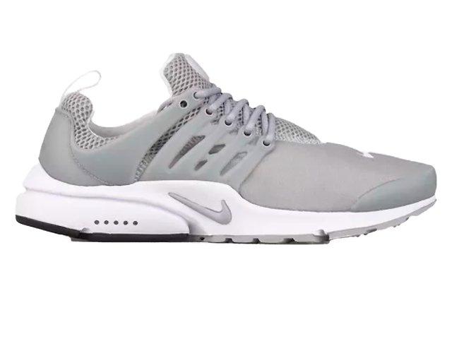 guisante raqueta escucho música  Nike Air Presto Essential Gris - Comprar en Bauzer