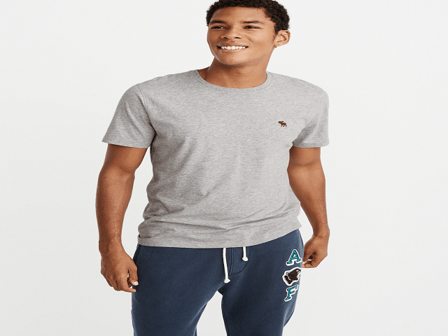 Abercrombie & Fitch Slim Fit