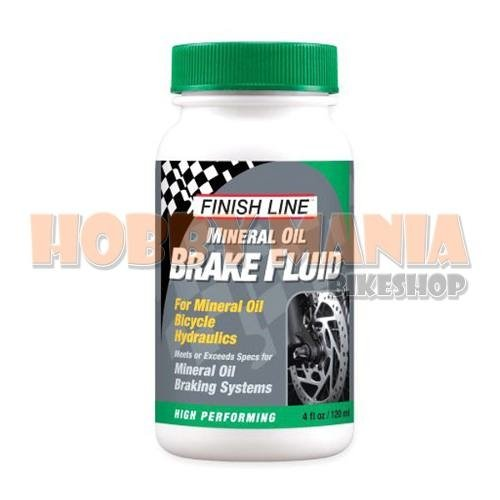 Liquido Freno Hidraulico Finish Line Brake Fluid Mineral Oil