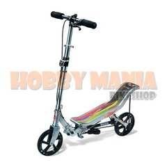 Monopatin Space Scooter Messi X580 Original Hasta 90 Kilos