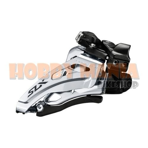 Descarrilador Mtb Shimano Slx Fd-m7020-11-l 2x11v Top Swing