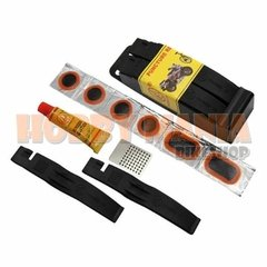 Kit Parches Solucion Saca Cubierta Thumbs Up Repair Estuche