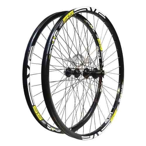 Ruedas Shimano Leggera C55 29er Doble Pared Disco 8 9 10v