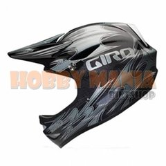 Casco Bicicleta Descenso Bmx Giro Remedy Cf Carbono Liviano