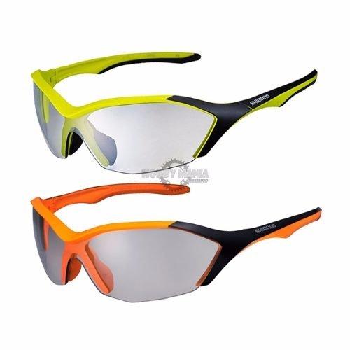 3568853554 Lentes Ciclismo Shimano Ce-s71r-ph Fotocromaticos Colores