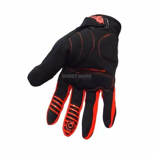 Guantes Bicicleta Bp-protect Gloves Touchscreen Colores Larg - comprar online