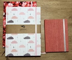 Combo Baby Book Nuvola Rosa