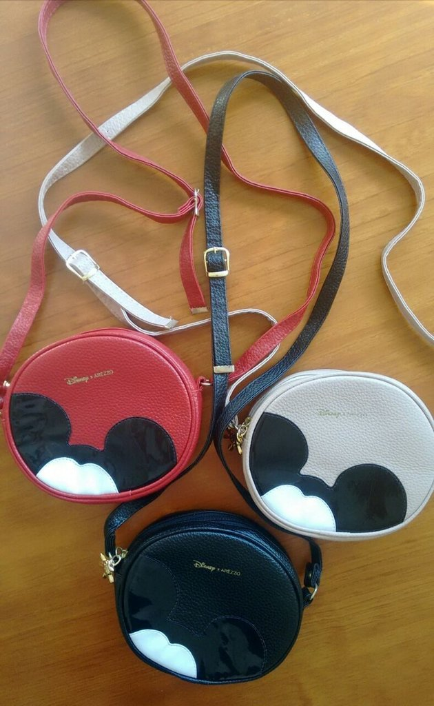 51912d97c Bolsa Mickey Transversal - Lidia Bergara Boutique