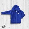CAMPERA PLUSH - AZUL
