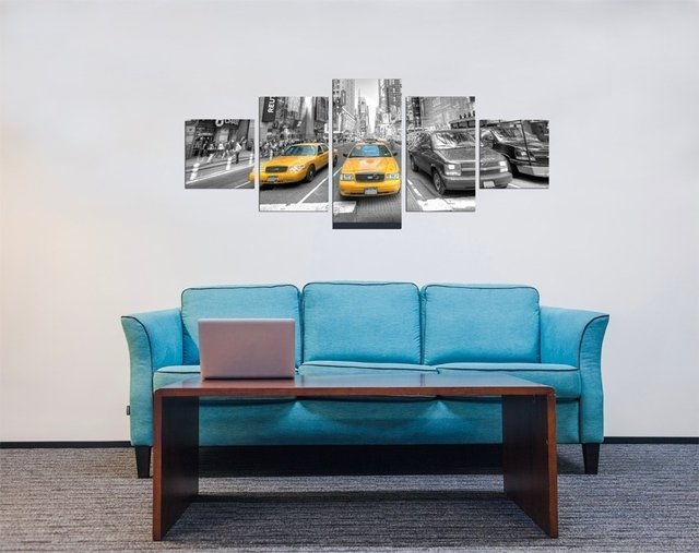 Quadro Decorativo Times Square 17