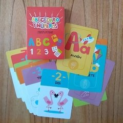 ABC Y NUMEROS - CARTAS EDUCATIVAS