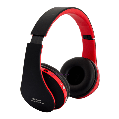 Auriculares Bluetooth Wireless Manos Libres Plegables