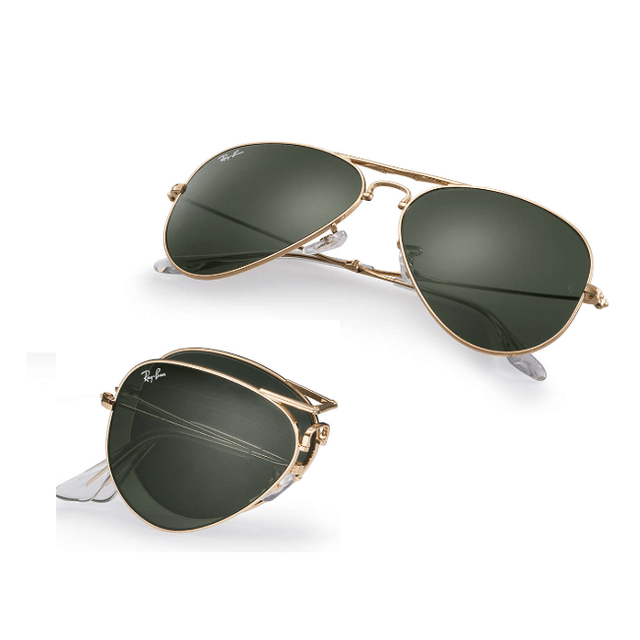 Ray ban Aviador Folding 3479 001