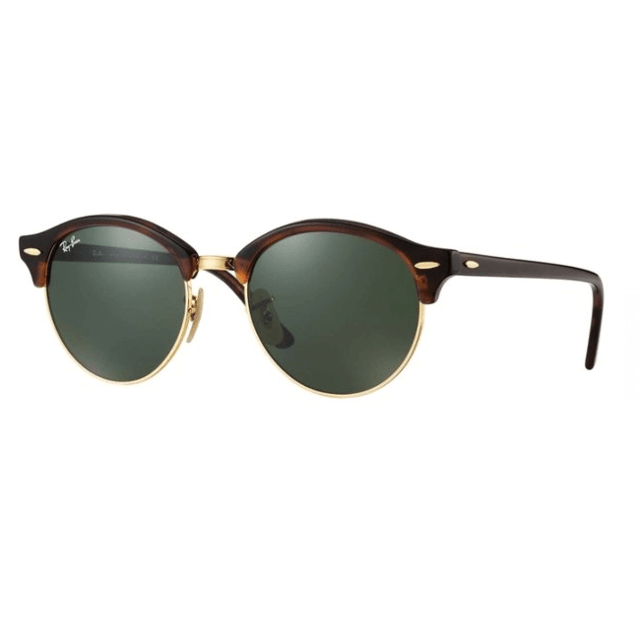 ANTEOJOS RAY BAN clubround 4246 G15