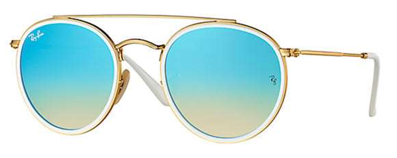 RAY BAN 3467 ROUND DOBLE BRIDGE be27b5bd7a