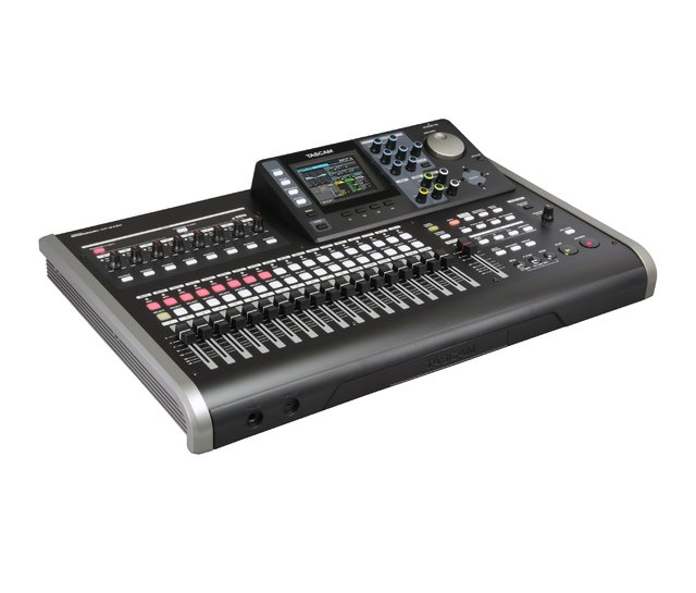 Tascam DP-24SD Portastudio Gravador Digital