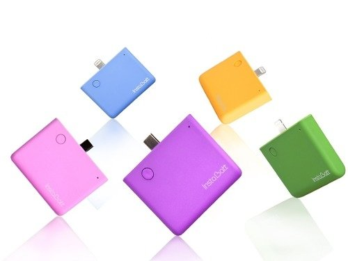 Instabatt Cargador Portátil Power Bank Iphone 1200mha Color - comprar online